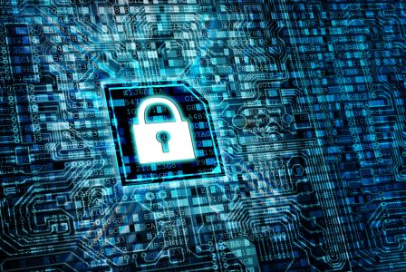 """Secure data processing concept with motherboard and virtual processor.<span class=""""media-copyright""""><span class=""""copy-text"""">Datei-Nr.: 126365637 Anbieter: fotolia</span><span class=""""copy-holder"""">© Nmedia</span><span class=""""copy-link""""><a href=""""https://www.hewagmbh.de/informationssicherheits-managementsystem/"""" target=""""_blank"""">https://www.hewagmbh.de/informationssicherheits-managementsystem/</a></span></span>"""